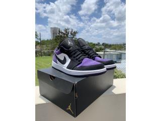 Air Jordan 1 Low size 12, Puerto Rico