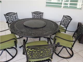 Juego patio, Puerto Rico