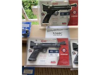 Rifle - Pistola de Pellets .22 Crosman, Puerto Rico