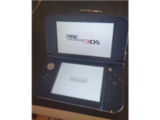 Nintendo DS XL Galaxy como nuevo, Puerto Rico