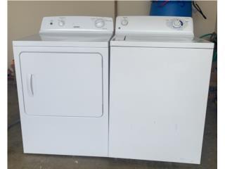 Lavadora y secadora solo $200, Puerto Rico