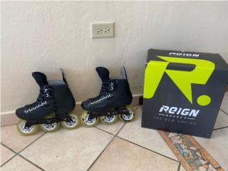 Reign Triton Skates Size 8.0 - $225, Puerto Rico