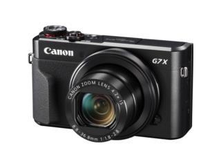 Canon G7x, Puerto Rico