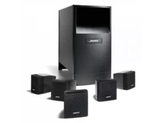 Bose Acoustimass 6 III Home System, Puerto Rico
