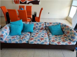 Muebles en Rattan, Puerto Rico