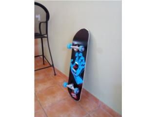 Skateboard Santa Cruz, Puerto Rico