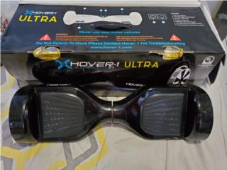 Huver 1 Ultra, Puerto Rico