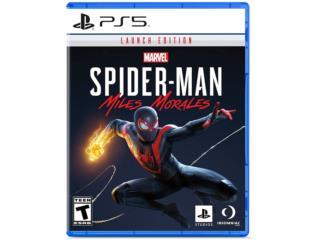 Spiderman miles morales ps5, Puerto Rico