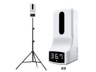 Dispenser K-9 Pro, Puerto Rico