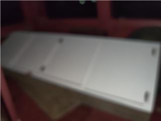 Gabinete cocina arriba blanco nitido, Puerto Rico