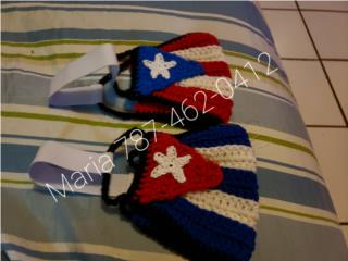 Mascarillas Tejidas a $10, Puerto Rico
