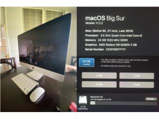 iMac apple 27
