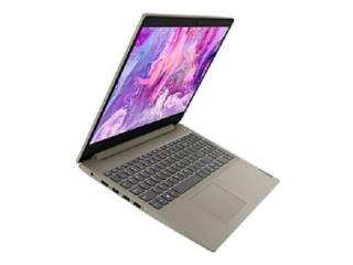 Lenovo Ideapad 3 15iil05, i3-1005G1 1.2 > 3.4, Puerto Rico