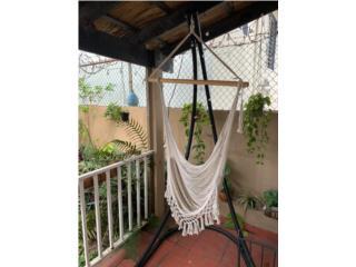 Silla Colgante (Hamaca con stand), Puerto Rico