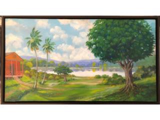 Obra original de Felix Cordero, Puerto Rico
