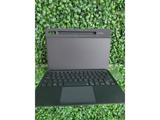 Cover teclado de Galaxy Tab s7 , Puerto Rico