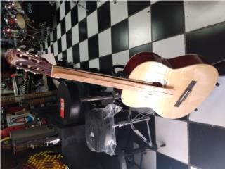 Preciosa Guitarra Acústica (ganga)New, Puerto Rico