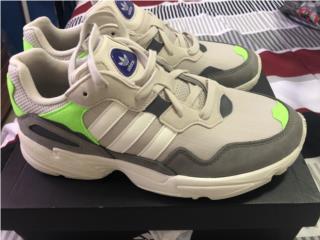 Adidas size 9 1/2 New, Puerto Rico