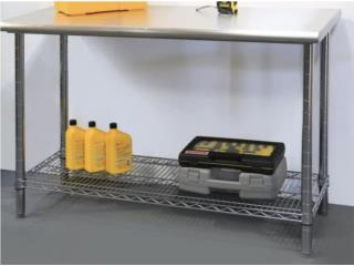 Counter sterling steel 49x24, Puerto Rico