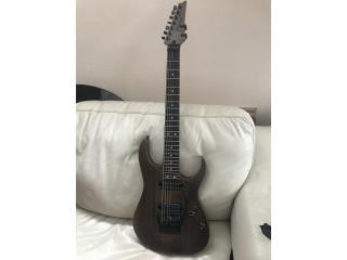 Guitarra Ibanez 7 Cuerdas!, Puerto Rico