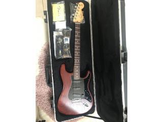 Guitarra Fender American Limited Edition, Puerto Rico