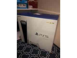 Playstation 5 (PS5), Puerto Rico