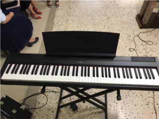 Piano Yamaha P115 88 teclas, Puerto Rico