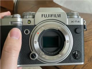 Fujifilm X-T4 Plata (XF 16-80 mm f / 4 R OIS), Puerto Rico