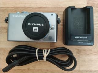Olympus PEN Lite E-PL3, Puerto Rico