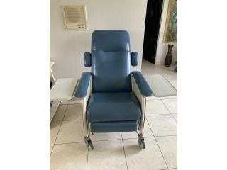 Silla reclinabe Clinical Care Recliner , Puerto Rico