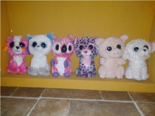 Peluches TY, Puerto Rico