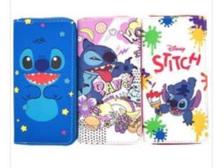 Stitch carteras a 25 las Grandes y 20 las pq , Puerto Rico
