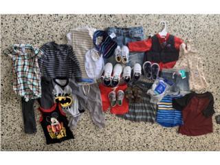 Ropa y Zapatos de Niño, Puerto Rico
