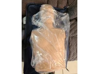 Venta maniquí CPR, adulto marca Prestan,,, Puerto Rico