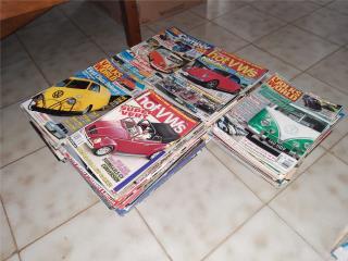 Revistas de volky, Puerto Rico