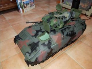 21st century toys, M2 Bradley Tank 1/6, Puerto Rico