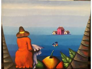 Obra original de Dionisio Blanco, Puerto Rico
