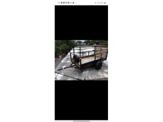 Se vende Carreton 4×8, Puerto Rico