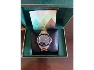 Reloj Rolex Submariner 2004, Puerto Rico