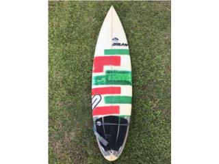 Surfboard , Puerto Rico