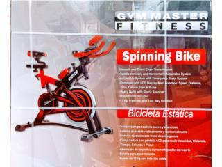 Bicicleta de Ejercicios S.B. / NuevaEnCaja, Puerto Rico