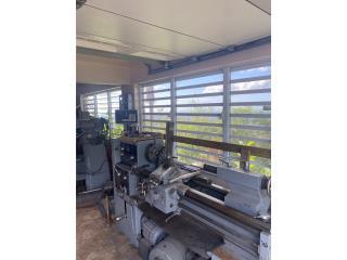 Torno industrial Voest  16 x  48 , Puerto Rico