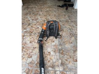 Blower echo 580, Puerto Rico