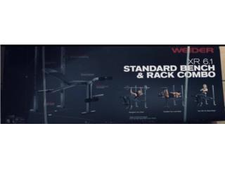 STANDARD BENCH & RACKCOMBO WELDER XR 6.1, Puerto Rico