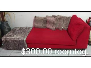 Mueble rojo, Puerto Rico