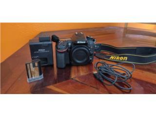 Nikon D7100 body, Puerto Rico
