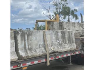 Vallas Concreto, Puerto Rico