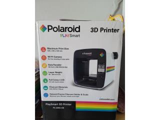 Printer 3d polaroid , Puerto Rico