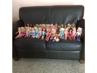 Muñecas Barbies, Puerto Rico