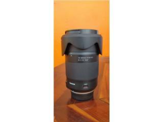 Lente Tamron 18-400mm para Nikon F-mount, Puerto Rico